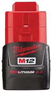 Milwaukee Electric Tool 48-11-2430 M12 Redlithium 3.0 Compact Battery Pack