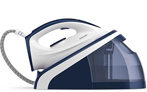 Philips HI5916/20 ferro da stiro a caldaia 2400 W 1,1 L Ceramica Blu, Bianco