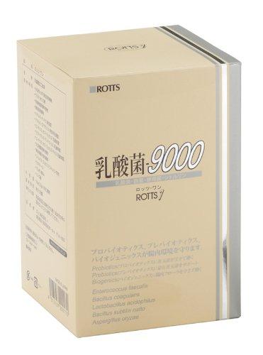 ロッツ ワン 乳酸菌9000 2.5g×60包