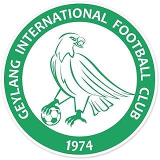 Geylang International FC - Saudi Arabia Football Soccer Futbol - Car Sticker - 4