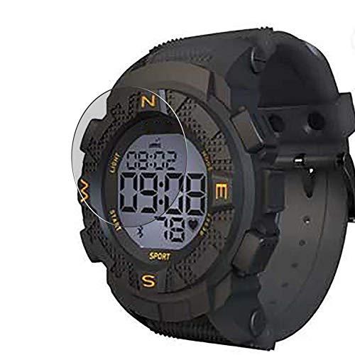 Vaxson Anti Spy Schutzfolie, kompatibel mit Lenovo EGO Smartwatch smart watch, Displayschutzfolie Privatsphäre Schützen [nicht Panzerglas]