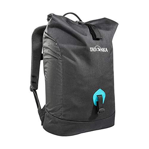 Tatonka Kurierrucksack Grip Rolltop Pack S - Daypack mit 10-Jahren Produkt-Garantie und 13
