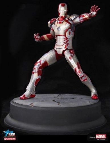 Dragon Models - Dm38112 - Figurine - Bande Dessinée - Iron Man 3 - Mark XLII - Action Vignette