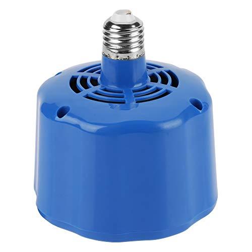 Lámpara de calefacción de pollo - Lámpara de calefacción de cultivo de 100-300W para herramienta de lámpara de calor para ganado de pollo para mascotas, azul, 1 paquete