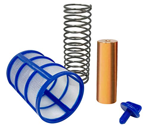 NMG Solar Pool Ionizer Replacement Copper Anode and Basket Screen - Important: Check Description for Compatibility