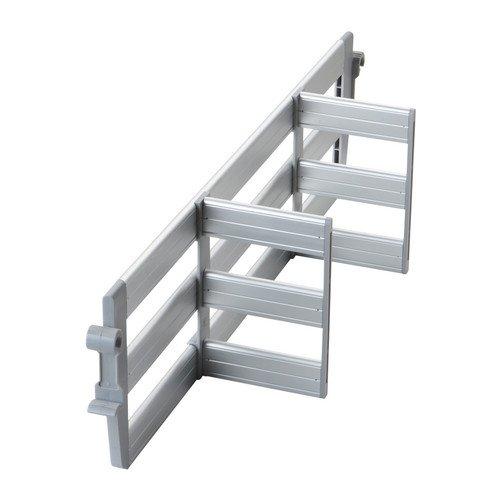 IKEA RATIONELL -Schubladenteiler für Schubkasten - 60 cm