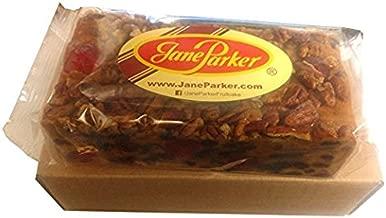 Jane Parker Classic Light Fruit Cake 16 Ounce Loaf Fruitcake