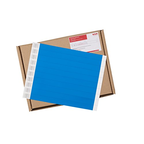 Cintapunto 655043552094 Banda de Entrada, Unisex-Adultos, Azul neón, Normal