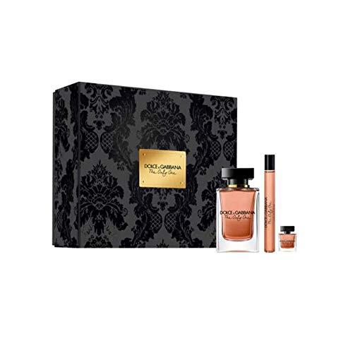 Dolce & Gabanna The Only One Eau de Parfum Spray 100ml Set 3 Pieces 2019