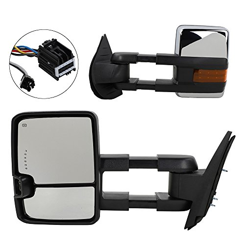 08 gmc towing mirrors - 3