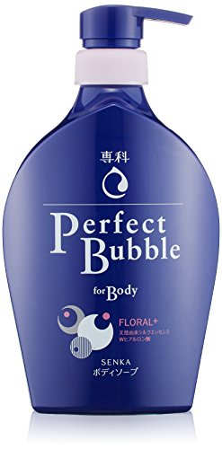 Shiseido Perfect Bubble for Body Floral 500ml