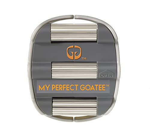 Mens Goatee Shaving Template   Create a Perfectly...