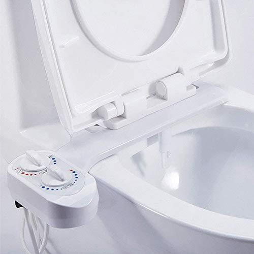 Bidet Spruzzatore per La Toletta Spruzzatore Portatile Pet Doccia Servizi Igienici Acqua Spruzzatore Sedile Bidet Allegato Bagno in Acciaio Inox