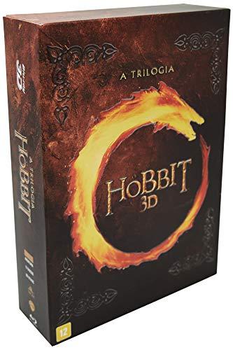 O Hobbit: A Trilogia [Blu-ray]