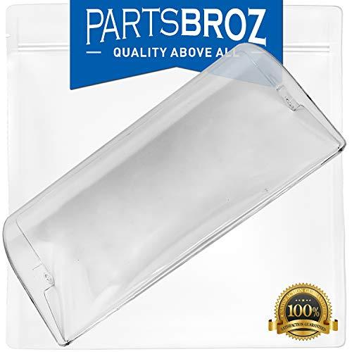 WR22X10012 Dairy Door by PartsBroz - Compatible with GE Refrigerators - Replaces AP3186543, 879748, AH295579, EA295579, PS295579