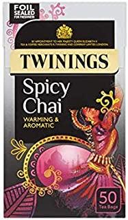 Twinings Chai 50 Teabags 125G