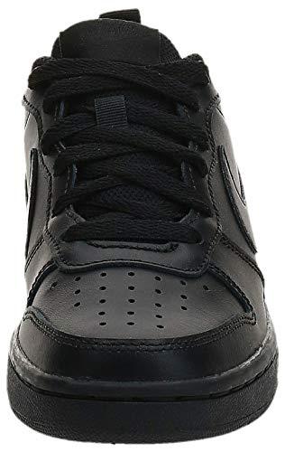 Nike Court Borough Low, Zapatillas, Negro 48, 37.5 EU