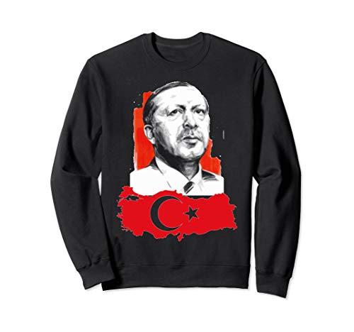 Recep Tayyip Erdogan Türkiye Sweatshirt