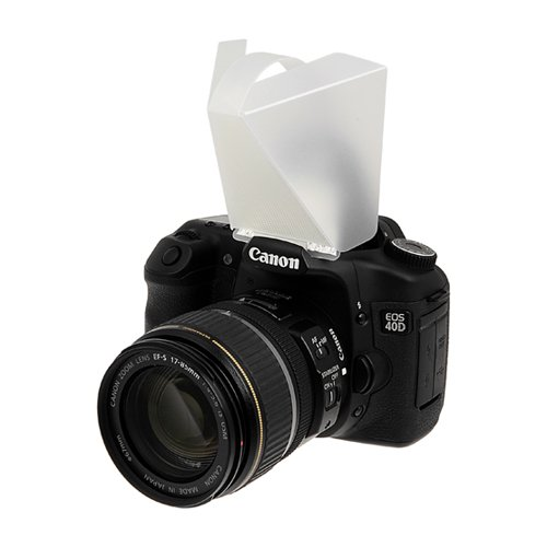 Fotodiox Pop-up Flash Diffuser with Harsh Light...