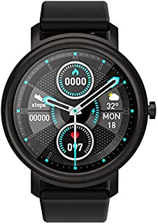 Mibro Smart Watch for Android Phones, Lightweight Fitness Tracker with Heart Rate Monitor, IP68 Waterproof Smartwatch with Sleep Monitor, Step Counter, Touch Screen, Fitness Watch for Women and Men