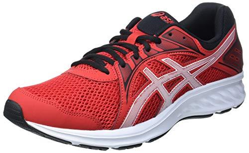 ASICS Jolt 2, Zapatillas de Running Hombre, Rouge Vif Blanc, 46.5 EU