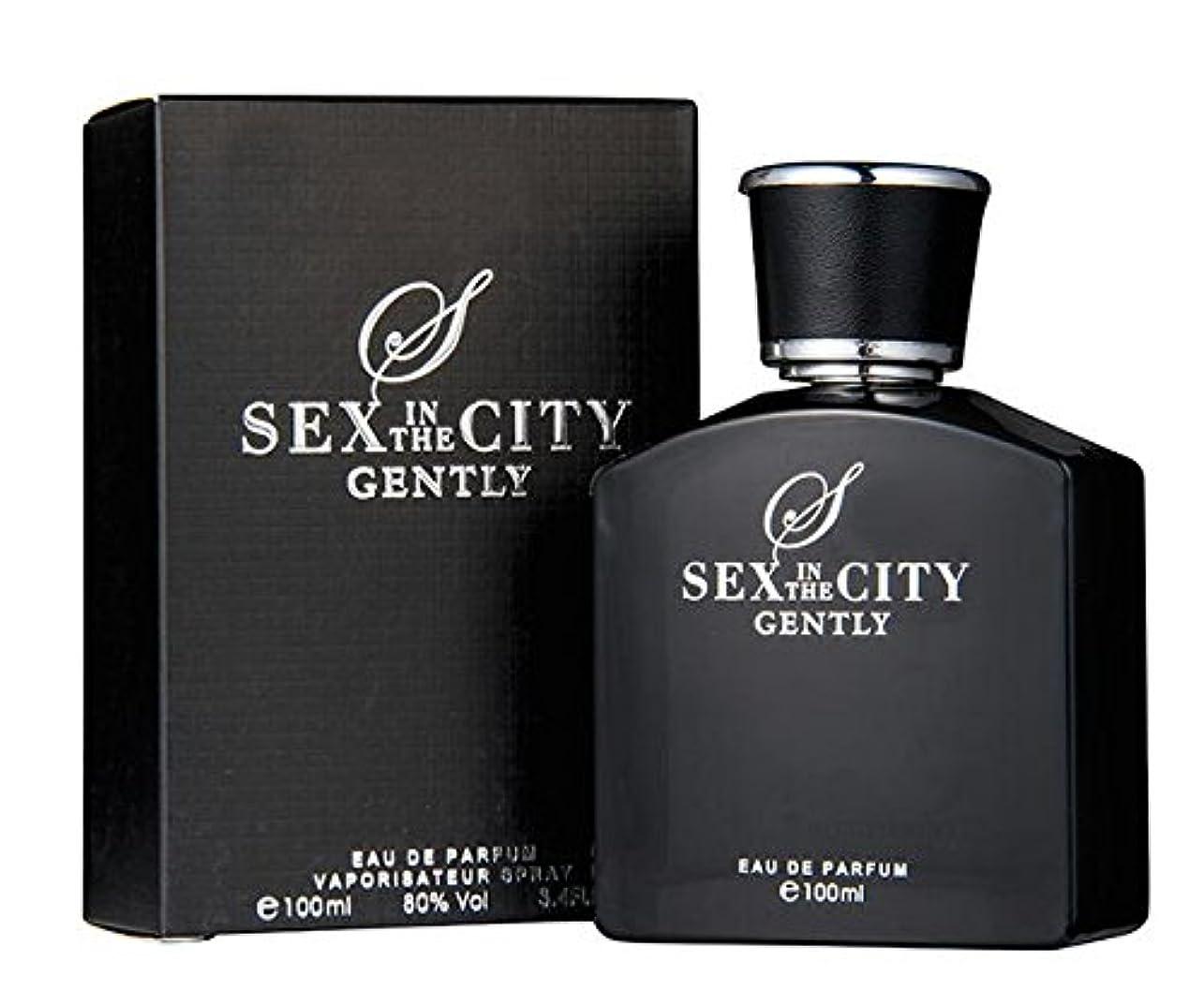 バンギャングたくさん◆【SEX IN THE CITY】メンズ香水◆セックスインザシティ ジェントリー オードパルファムEDP 100ml◆