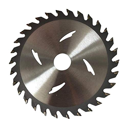 Disco de corte de madera 1 pieza 125 / 110mmx20mm 24T / 30T / 40T TCT hoja de sierra con punta de carburo para decoración de bricolaje corte de madera en general 3 piezas