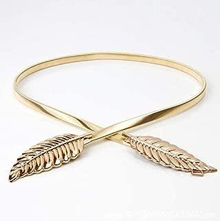 Gold Stainless Steel Belt For Women