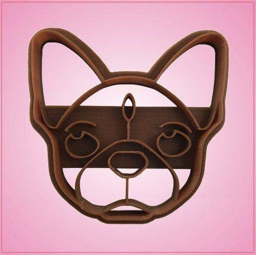Embossed French Bulldog Cookie Cutter-One Piece Only