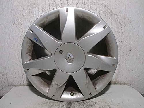 Llanta Renault Megane Ii Coupe/cabrio ALUMINIO 7PR1761/2JX174CH49 61/2JX174CH49 (usado) (id:rectp3555025)