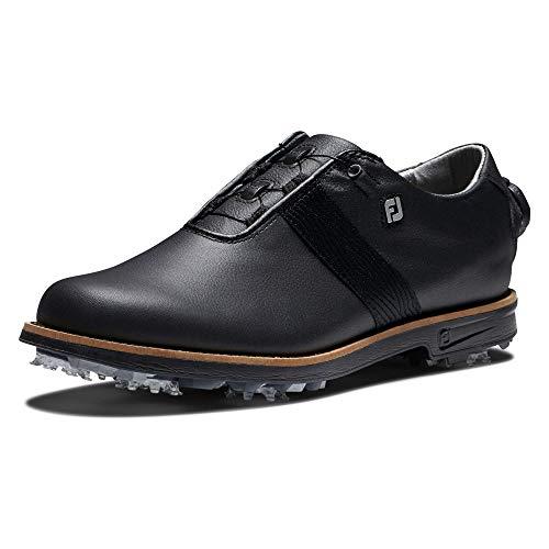 FootJoy Women's Premiere Series Boa Golf Shoe, Black/Black, 10