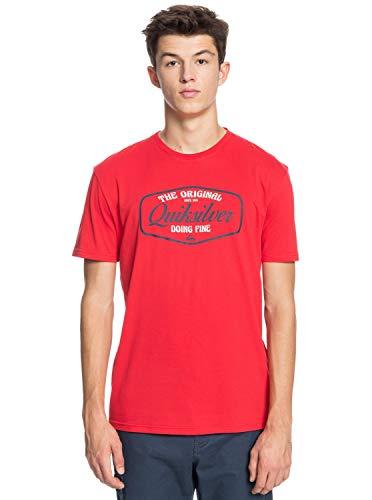 Quiksilver Cut To Now Camiseta Hombre