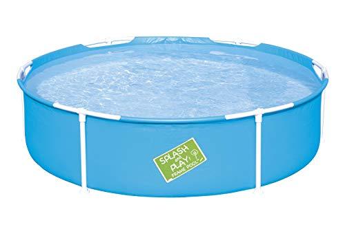 Bestway 56283-BGLX16GL02 5ft x 15-inch My First Frame Pool
