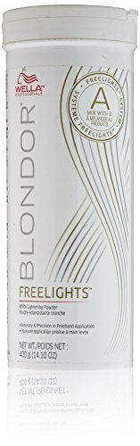 Price comparison product image Wella Professionals Blondor Freelights White Lightening Powder,  14.10 Ounce