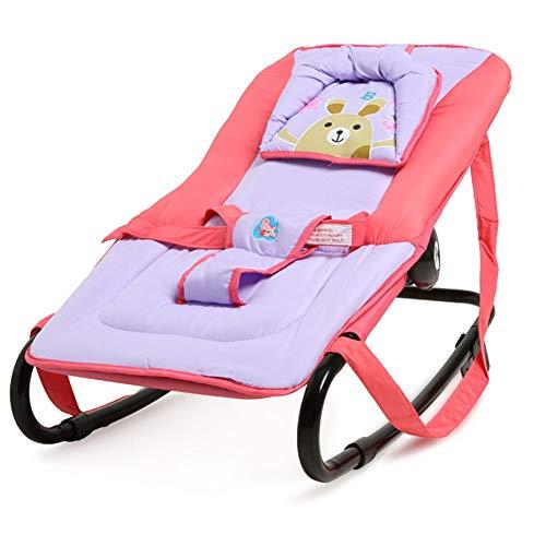 Thole Baby-schommelstoel, opvouwbaar, geschikt voor 0 – 5 jaar