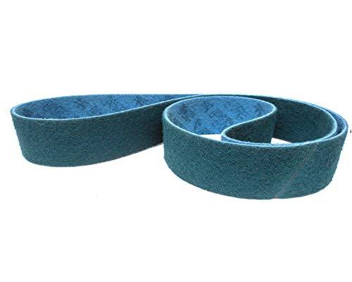 3M SC-BL Schleifband für Messerschleifer/Messermacher/Vliesband   50 x 2000 mm   alle Hersteller, Qualität und Körnung wählbar   Korn: A-vfn (sehr fein - Korn: 280)