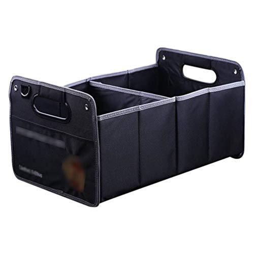 Lvguang Kofferraum-Tasche Universal Faltbare Auto Kofferraum Organizer Praktisch und Wasserdicht Verpackung (Style#3, 50 * 32 * 26cm)