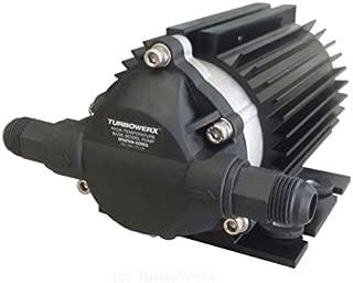 TurboWerx Base Model Spartan High-Temperature Electric Oil Scavenge Pump 12V