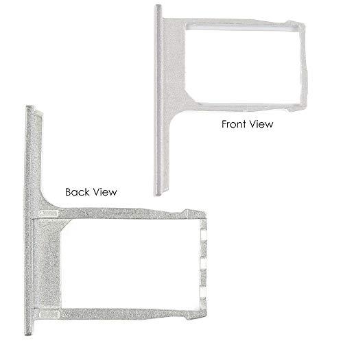 BisLinks® Grau Nano SIM Karte Tablett Slot Halter Austausch Teil Fix Für HTC One M8