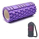 GTYMFH Columna De Yoga 33cm Relajación Muscular Pilates Fitness Roller Foam for Aliviar El Dolor Muscular Masaje