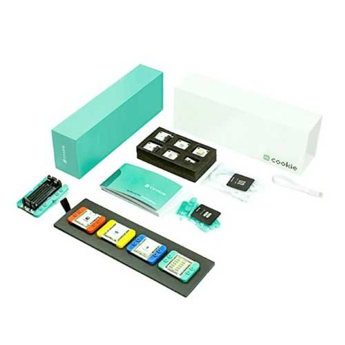 microduino mCookie 102 Basic Kit, Educational STEM Toy to Learn Electronics and Programming,...