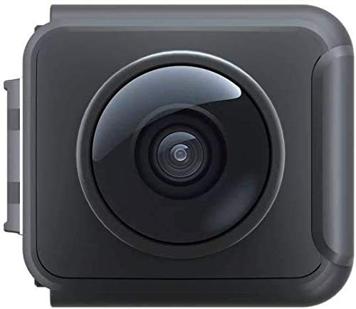 Insta 360-360°-Sensor - für Insta One R - Video 5.7k 30 IPS (H265) - Zeitlupe x4-360°-Foto in 18 MP - Flowstate-Stabilisierung
