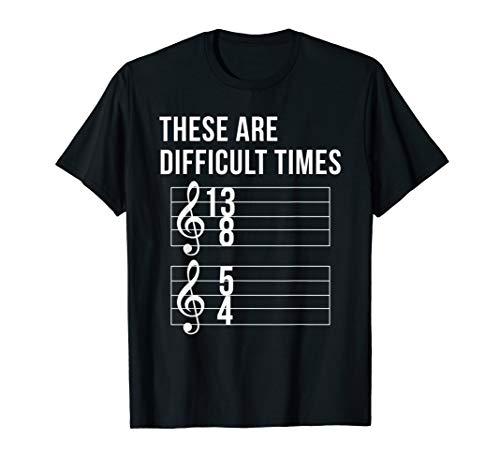 Musik Lehrer | Lustiges Geschenk | Klavier Chor T-Shirt