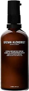 Grown Alchemist Hydra-Repair Day Cream - Camellia & Geranium Blossom Nourishing Face Moisturizer (100 Milliliters, 3.38 Ounces)