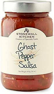 Stonewall Kitchen Ghost Pepper Salsa, 16 Ounces