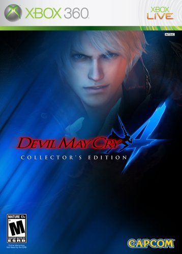 Overseas parallel import regular item Devil Outstanding May Cry 4 -Xbox 360 Edition Collector's