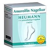 AMOROLFIN Nagelkur Heumann 5% wst.halt.Nagellack 3 ml