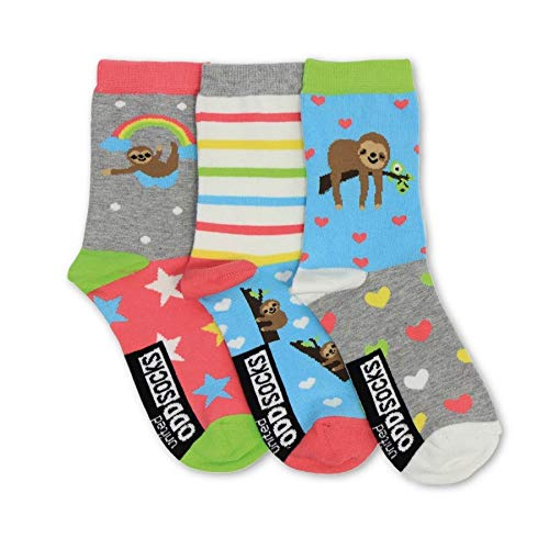United Oddsocks - Damen Socken - Sloth / Faultier Gr. 39-42