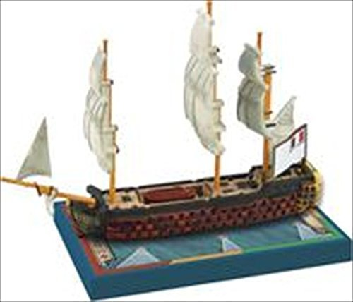 Sails of Glory Napoleonic Wars Miniature: Montagne 1790 / Commerce de Marseille 1788
