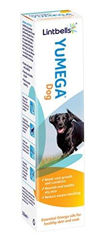 Lintbells YuMEGA Dog supplement for skin and coat, 250 ml